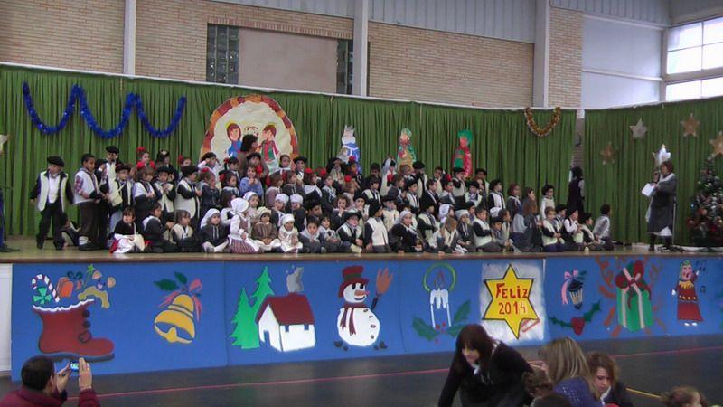 Al Baño Navidad Ha Llegado:Jesuitinas Pamplona · Festival de Navidad en el Colegio (Infantil y